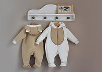 Детский комбинезон Медвежонок для девочек и мальчиков