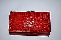 Женский кожаный кошелек  ROSE SERIES-3 КОЖА DR.BOND WS-11  черный