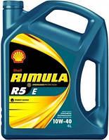 Моторное масло Shell R5 E Rimula 10W-40 4л