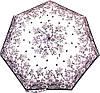 Зонт женский автоматический, антиветер AIRTON (АЭРТОН) Z4915-16