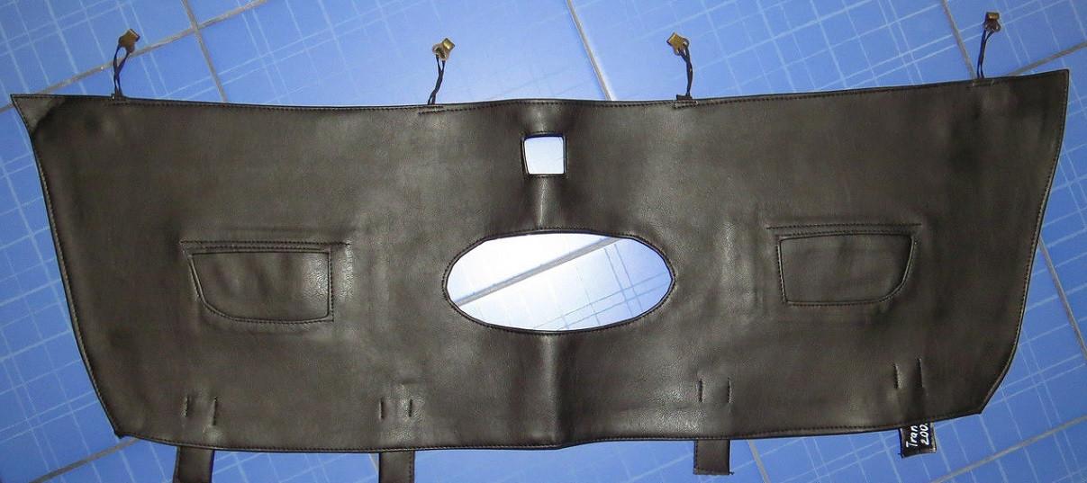 Чехол защита утеплитель решётки радиатора автомобиля Ford Transit с 2006, цена 250 грн., купить в Харькове - Prom.ua (ID# 203620