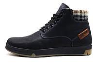 Ботинки StepWey Slide, мужские, натуральная кожа, на меху, черные, р. 40 41 42 43 44 45, фото 1
