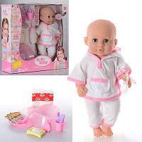 Кукла пупс Baby Toby (Baby Born) интерактивный посуда, горшок