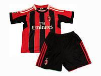 Форма для футбола Milan 2012 (Милан) безномерная р-р ХL