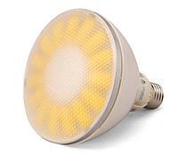LED лампа E27 18W(1300Lm) 2800k PAR 38,220V, IP55 (влагозащита) Viribright (Вирибрайт)