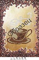 Схема для вышивки бисером «Кофе»
