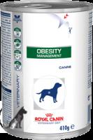 Royal Canin OBESITY консервы - лечебный корм для собак.Вес 410гр.
