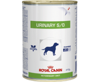 Royal Canin URINARY S/O консервы - лечебный корм для собак.Вес 410гр.