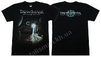 DREAM THEATER - Black Clouds... - футболка Таиланд