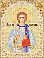 Схема вышивки бисером для начинающих Св. Апостол Архидиакон Стефан (Степан) РИК-4159