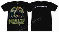 LINKIN PARK (группа) - футболка Таиланд