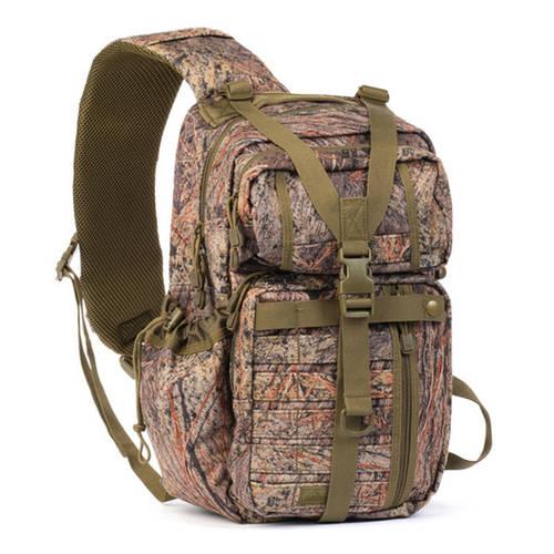 Однолямочный штурмовой рюкзак Red Rock Rambler Sling 16 (Mossy Oak Brush) 922169 камуфляж