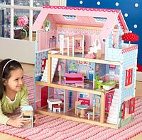 Кукольный домик Kidkraft Chelsea Doll Cottage 65054
