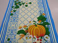 Ткань Вафельная - Тыква