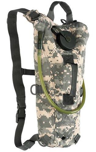 Гидро рюкзак тактический Red Rock Rapid Hydration (Army Combat Uniform) 922184 камуфляж