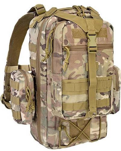 Мужской штурмовой рюкзак 25 л. Defcon 5 Tactical One Day 25, 922251 камуфляж
