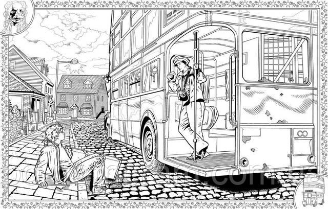 Гаррі Поттер Книжка розмальовка Гарри Поттер Раскраска ...