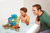 Треки Hot Wheels Трек Хот вилз для игр в ванной Гонки в Аквапарке