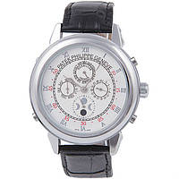 Часы мужские Patek Philippe Sky Moon Tourbillon Silver White
