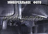 Коврики в салон Volkswagen T5 с 2010 г. Caravelle TOP (2-й ряд) (c печкой) (AVTO-GUMM)