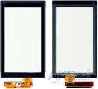Сенсор для телефона Sony Ericsson U10 Aino Original Black