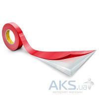 Пеноакриловый двухсторонний скотч High RED 3мм 1м