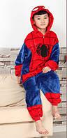 Пижама кигуруми kigurumi костюм спайдермен детская