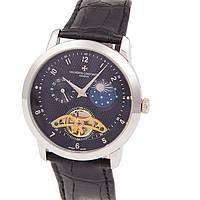 Часы мужские Vacheron Constantin Black Silver