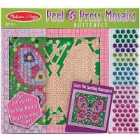 Набор для творчества Melissa&Doug Объемная мозаика по номерам (MD4293)