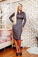 Элегантный женский костюм Эмма А1 Медини 50-52 размеры