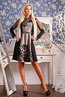 Женское платье Эйфория А1 Медини 50-52 размер