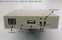 FDD терминал эмулятор дисковод GOTEK 1.44 USB Floppy ЭМУЛЯТОР для пром.оборудования инструментов замена дискет