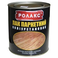 Лак паркетный полиуретановый 2,5 л глянец