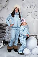 Е2121  Детский зимний костюм-трансформер