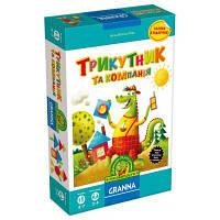 Настольная игра Granna Треугольник и компания (82470)