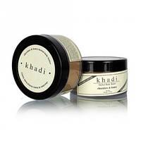 """Крем для лица и тела """"Шоколад и Мед"""" 50 гр. Производитель """"Кхади"""" / Herbal Chocolate Honey Body Butter, 50 gr/"""