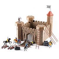 Игровой набор Na-Na Средневековый замок с рыцарями IM35
