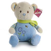 Мягкая игрушка Na-Na Синий мишка 45 см IF56