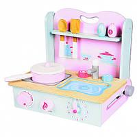 Деревянный игровой набор Na-Na Детская маленькая кухня IE577