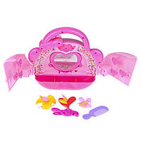 Детская декоративная сумочка Na-Na с аксессуарами и украшениями ID164