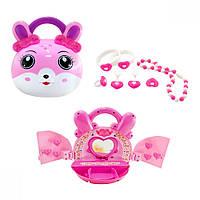 Детская декоративная сумочка Na-Na с аксессуарами и украшениями ID162