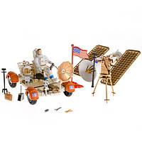 Игровой набор космический луноход со спутником и аксессуарами Na-Na Планета путешествий IM66A1