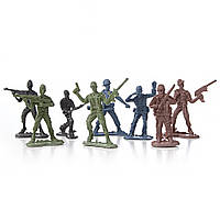 Военный игровой набор Na-Na Солдатики ID260