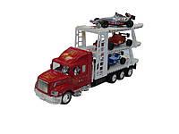 Игрушечный грузовик для перевозки машинок Na-Na IM78C