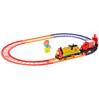 Детская музыкальная железная дорога Na-Na серия Супер Томас IE272