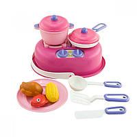 Детский кухонный набор Na-Na с плитой IE319