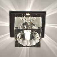 Встраиваемый светильник Feron JD55 G9 Серый