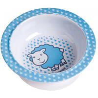 Тарелка из меламина на присоске Canpol Babies (4/519)