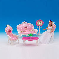 Игровой набор для куклы (Гостиная) ID95