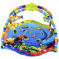 Развивающий коврик для детей (Океанариум) IK68
